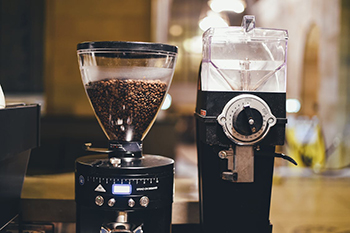 image of a coffee machine
