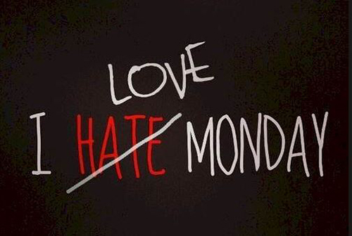 image of loving mondays