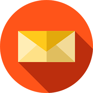 image of an email icon