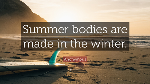 image of summr bodies are made in winter