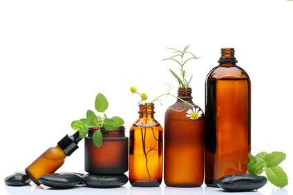 image of a bunch of essential oils