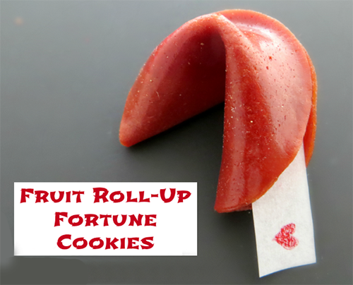 image of a guava roll fortune cookie