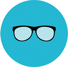 image of reading glasses