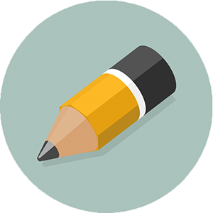 image of a pencil for writing