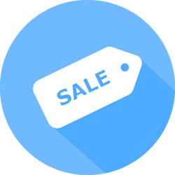 image of a sale tag