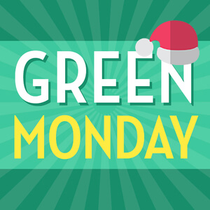 image of green monday