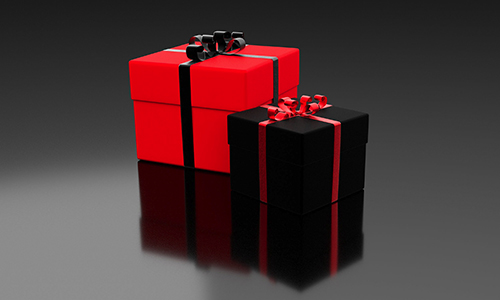 image of his and her gifts